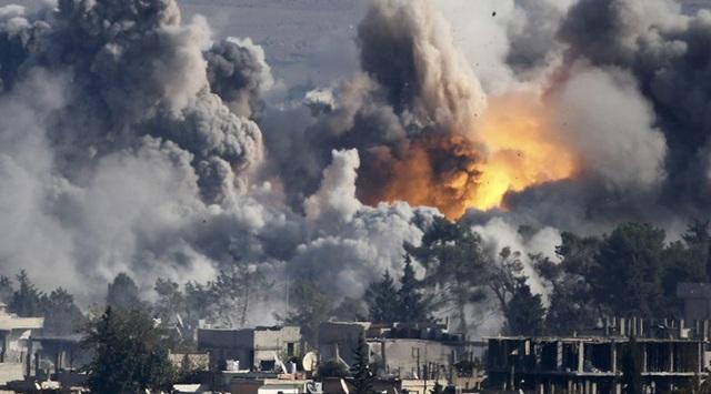Damacus đòi liên quân Mỹ trả tiền vì phá hủy Syria - 1