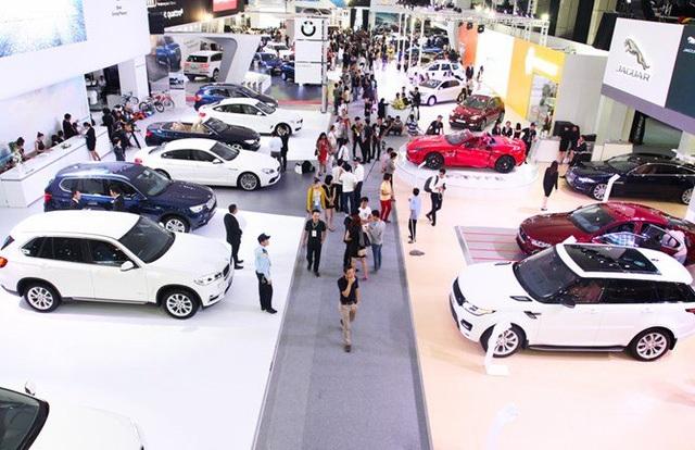 Thuế chiếm khoảng 50% giá xe bán ra.