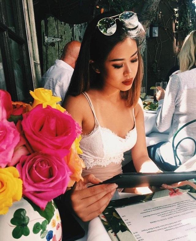 Thảo Tiên sở hữu nhan sắc xinh đẹp không thua kém hot girl.