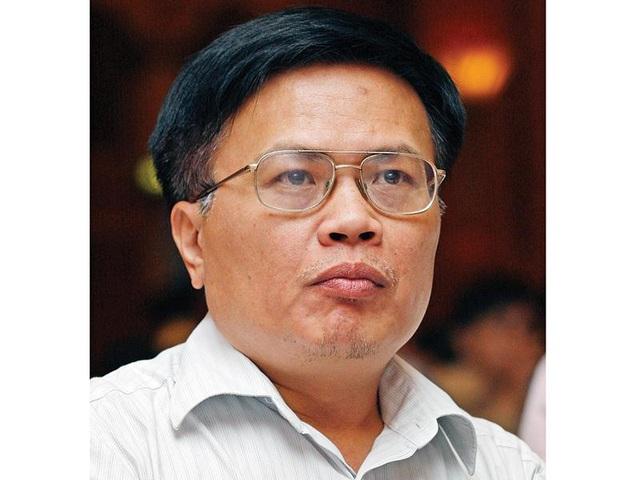 Ông Nguyễn Đình Cung, Viện trưởng Viện Nghiên cứu quản lý kinh tế Trung ương. (Ảnh: Báo Đầu Tư).