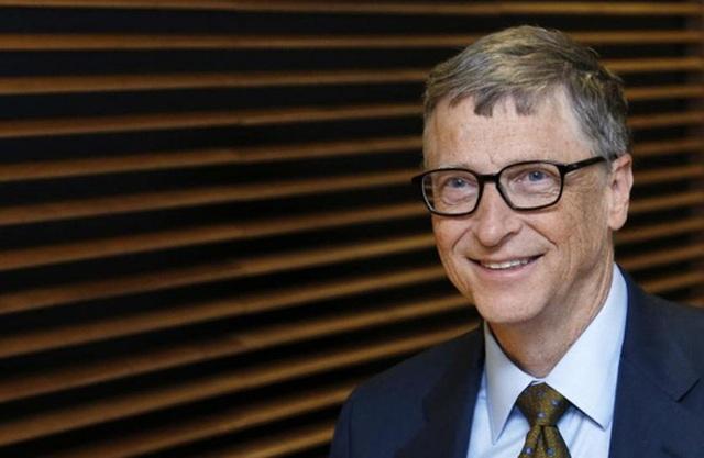 Ông Bill Gates. Ảnh: Reuters