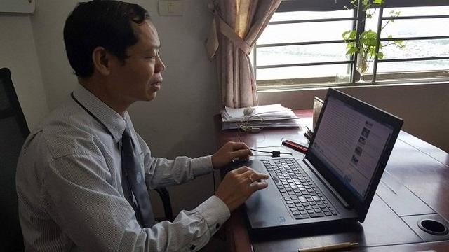 Luật sư Trần Xuân Tiền. Ảnh: Nhật Linh