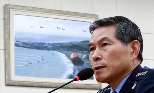 Tân Chủ tịch Hội đồng tham mưu trưởng liên quân (JCS) Hàn Quốc, Tướng Jeong Kyeong-doo. (Nguồn: hani.co.kr)