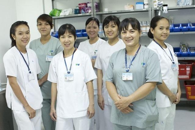 Cơ hội làm việc ở nước ngoài cho điều dưỡng Việt Nam