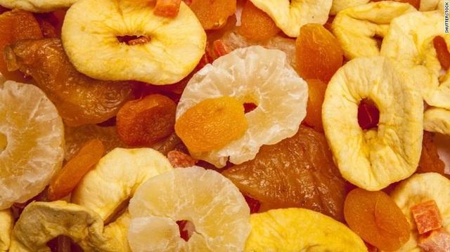 Hoa quả sấy khô có tốt cho sức khỏe? - 1