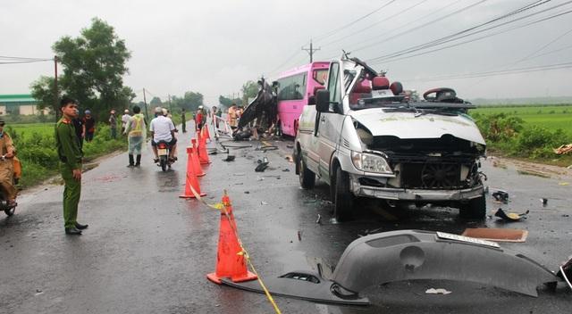 Nạn nhân trong vụ tai nạn hầu hết là ngụ huyện An Phú, tỉnh An Giang