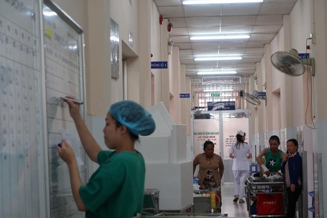Cả bốn nạn nhân đang điều trị tại Bệnh viện Chợ Rẫy