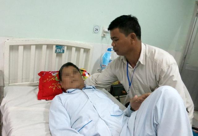 Sau khi được phát hiện, điều trị đúng bệnh, sức khỏe bệnh nhân đã hồi phục tốt.