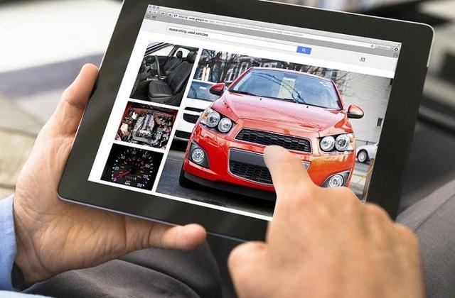 Loạn các trang web bán xe, người mua dễ bị lừa (ảnh minh họa)