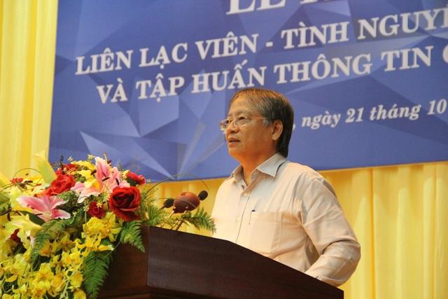 Phó Chủ tịch UBND TP Đà Nẵng Nguyễn Ngọc Tuấn phát biểu tại buổi lễ