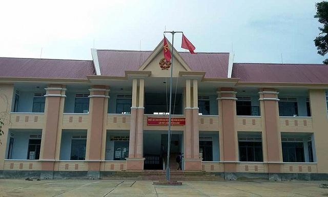 UBND xã Bờ Ngoong