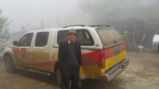Ông Phạm Huỳnh Công