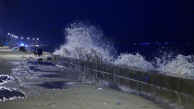 Đã có 1 người thiệt mạng do bão số 12 - 1