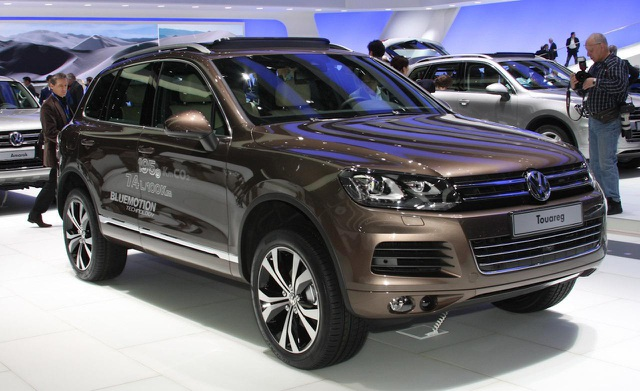 Volkswagen Touareg có mức giảm giá mạnh nhất tại thị trường Việt Nam.