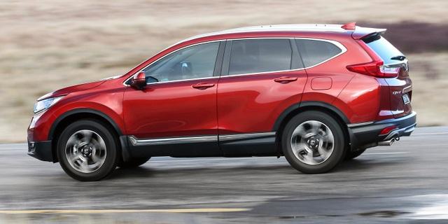 Nhiều mẫu xe SUV 7 chỗ mới ra mắt khách hàng tha hồ lựa chọn