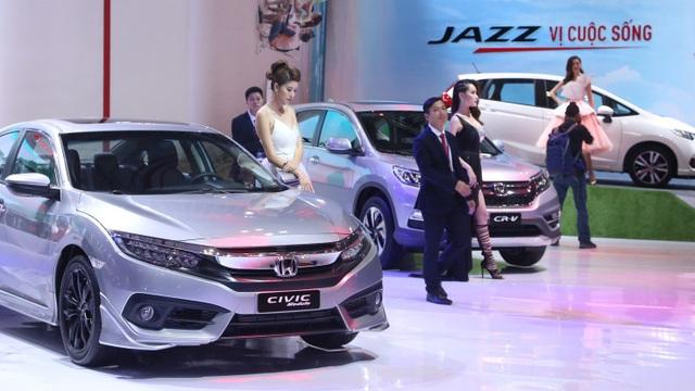 Các cam kết quốc tế với lộ trình cắt giảm thuế quan đang ngày càng mở rộng đường vào thị trường Việt Nam cho các loại ôtô nhập khẩu.