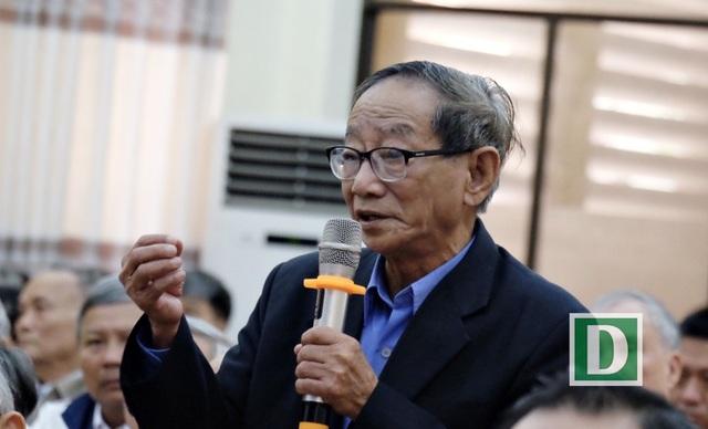 Cử tri Nguyễn Kim Tuấn: Đã cách chức Bí thư Thành ủy đối với ông Nguyễn Xuân Anh mà ông Huỳnh Đức Thơ còn ngồi ghế Chủ tịch TP là chưa công bằng
