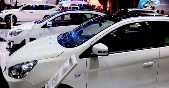 Các mẫu xe liên tục giảm giá ngay từ đầu năm