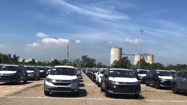 Hoạt động nhập khẩu ô tô tập trung ở 2 địa phương có cảng biển lớn nhất nước là thành phố Hồ Chí Minh và Hải Phòng