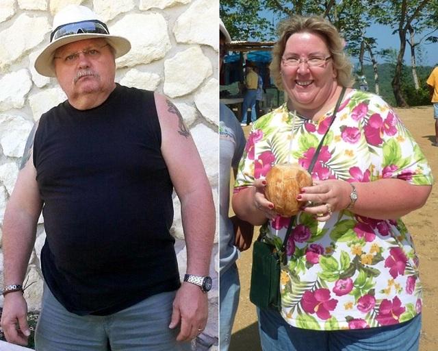 Oehme đã không thể tiếp tục hành trình cùng vợ mình... Ảnh: Facebook