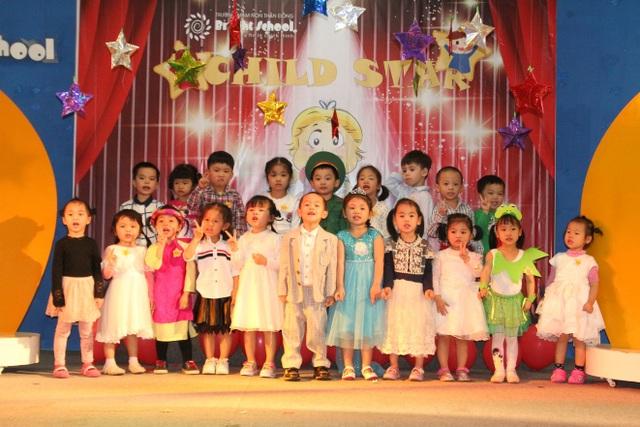 Bán kết cuộc thi Child Star.