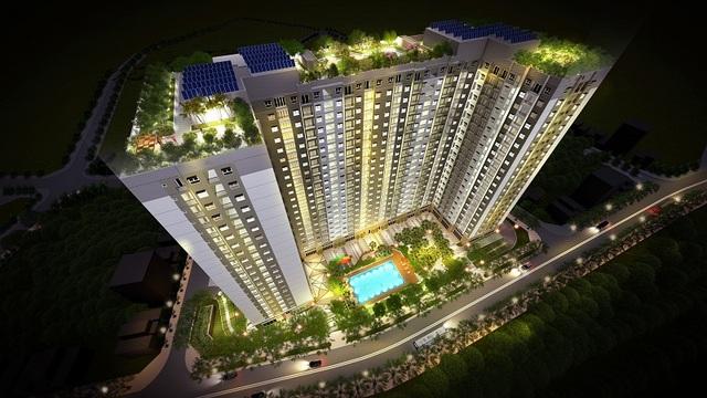 Ecohome Phúc Lợi được xây dựng trên diện tích hơn 8.100 m2 tại Phường Phúc Lợi, quận Long Biên và cung cấp cho thị trường 680 căn hộ với giá bán chỉ từ 16,5 triệu đồng/m2