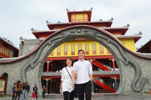 """""""Niềm vui tột đỉnh tại công viên chủ đề lớn nhất Đông Nam Á Dragon Park"""" - 1"""
