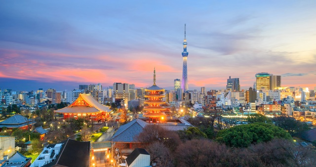 Khám phá Nhật Bản qua 3 thành phố Tokyo, Kyoto và Nagoya - 1