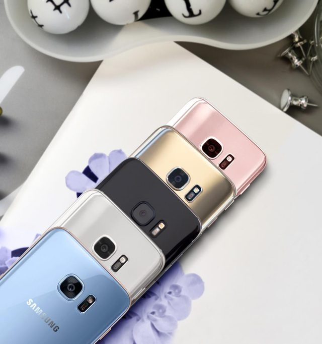 Những tính năng công nghệ vượt trội nhưng lại rất dễ dàng sử dụng đã khiến Galaxy S7 edge được cánh mày râu yên tâm lựa chọn cho một nửa của mình.