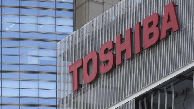 Công ty Toshiba (Nguồn: AP)
