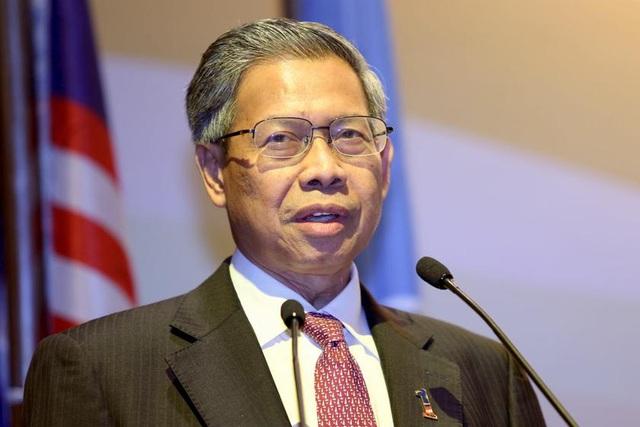 Bộ trưởng Thương mại Quốc tế và Công nghiệp Malaysia, Datuk Seri Mustapa Mohamed (Nguồn: Saw Siow Feng)