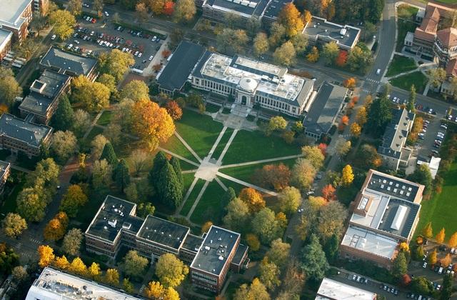 Khuôn viên Oregon State University