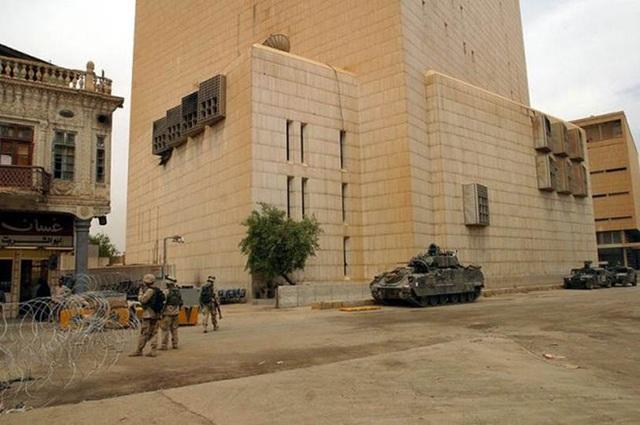 Ngân hàng Trung ương Iraq.