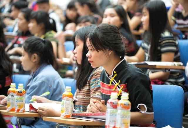 Hồi hộp, lo lắng là tâm trạng chung của các học sinh trước kì thi quốc gia sắp tới