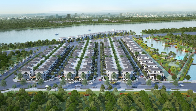 LAVILA được xem là điểm sáng của thị trường Bất động sản Nam Sài Gòn