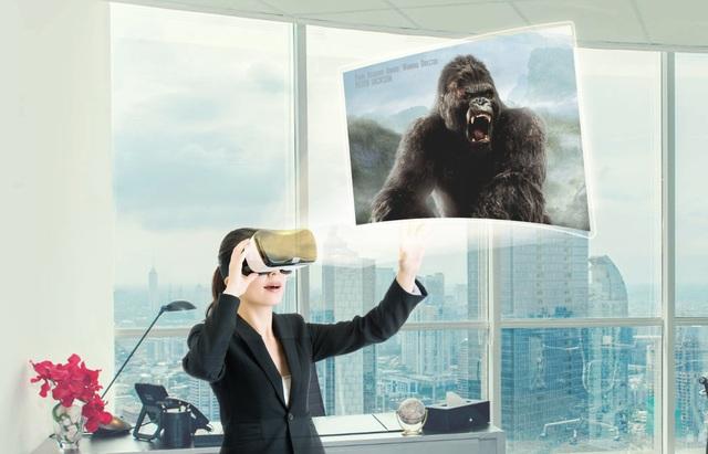 Công nghệ thực tế ảo và một ứng dụng trong phim ảnh.