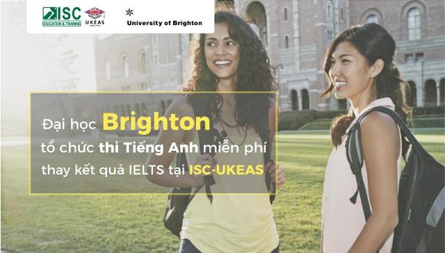 Đại học Brighton hội thảo:Cách thi kĩ năng viết IELTS đạt điểm cao - 1
