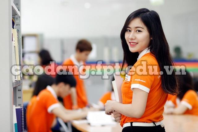 Sinh viên Cao đẳng thực hành FPT Polytechnic có tỉ lệ ra trường có việc làm cao, lên tới 98%.