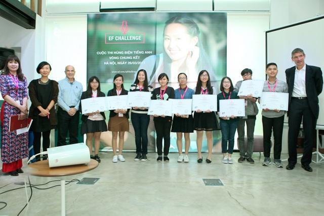 9 thí sinh xuất sắc lọt vào chung kết cuộc thi