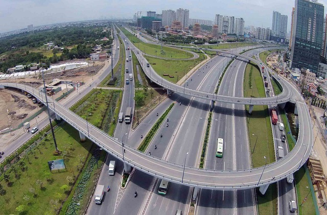 Khu vực Tây Nam Hà Nội được hưởng lợi từ hạ tầng và quy hoạch
