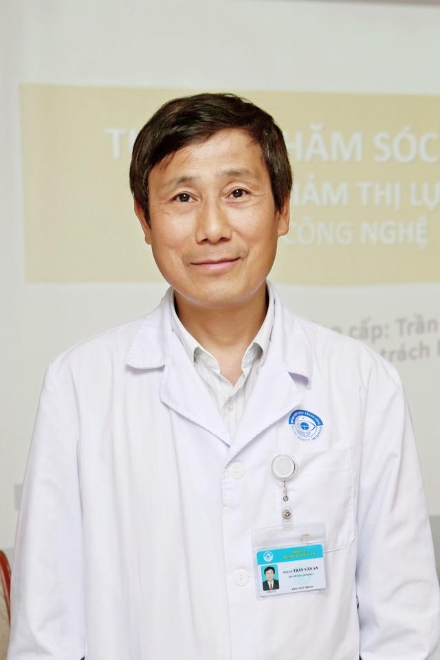 PGS-TS Trần An