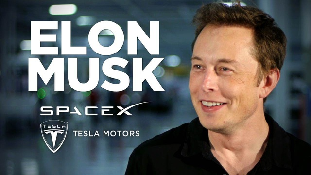Tỷ phú công nghệ, Giám đốc hãng Telsa và SpaceX, Elon Musk