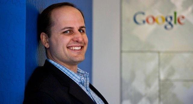 Ông Laszlo Bock – phó chủ tịch cấp cao về các hoạt động nhân sự của Google.