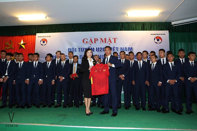 U20 Việt Nam trước thềm Worldcup