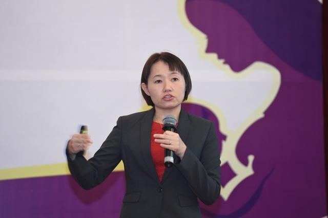 TS. Low Yen Ling, Trung tâm Nghiên cứu & Phát triển, Abbott Nutrition châu Á Thái Bình Dương