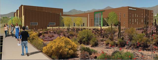 BASIS Scottsdale – quán quân bảng xếp hạng 10 trường trung học tốt nhất Mỹ.