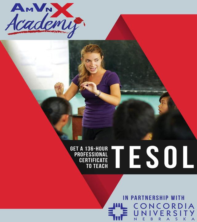 Chương trình bồi dưỡng phương pháp giảng dạy tiếng Anh với giảng viên Tesol của Concordia University - 1