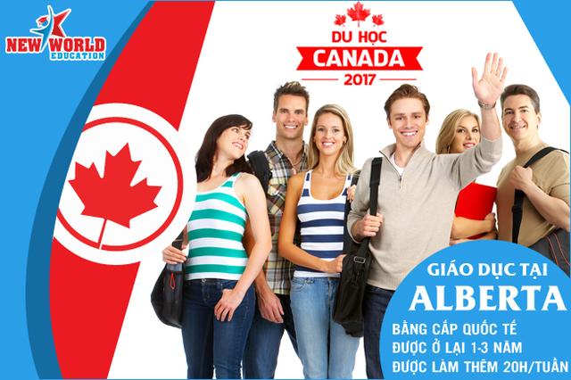 Du học tỉnh bang Alberta Canada – Cơ hội việc làm, định cư cùng Visa không chứng minh tài chính CES - 1