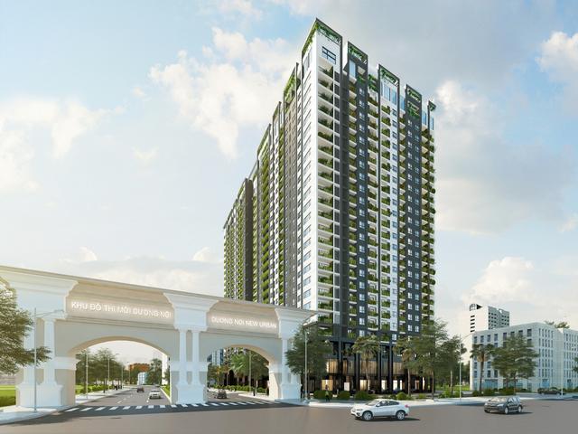 """Ưu đãi lớn đón hè sang với căn hộ """"chuẩn xanh"""" Anland Complex - 1"""