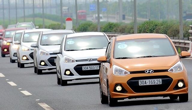 Giấc mơ ô tô Việt Nam xuất khẩu chạy trên đường phố các nước trong khu vực sắp thành hiện thực? (ảnh minh họa)